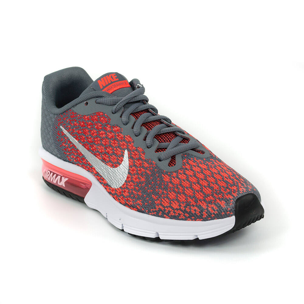 Nike Air Max Sequent 2 Lava Glow Max Orange Hot Punch