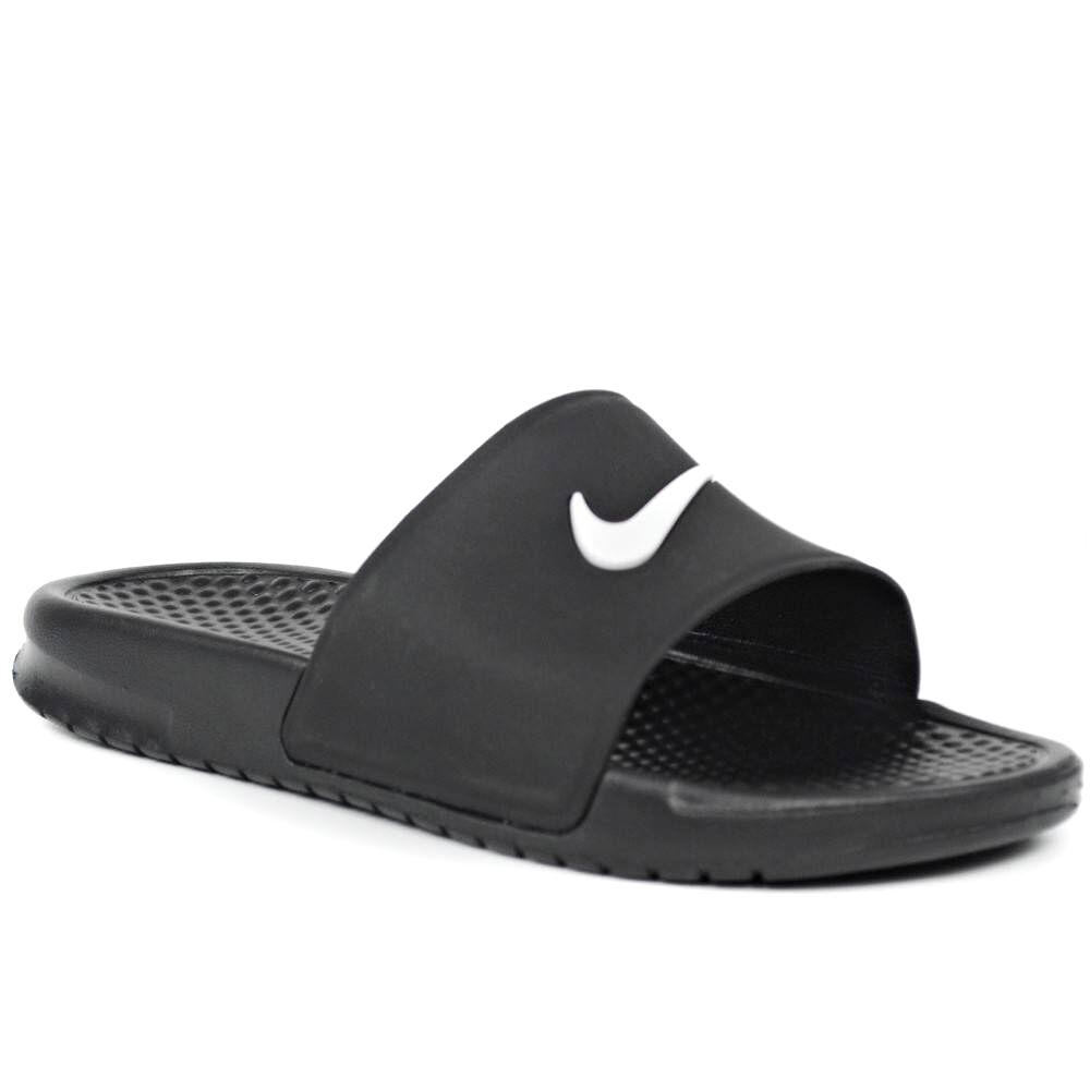 4d36c504c7 Nike Benassi Showe Slide Férfi Papucs-819024-010 - MadeInPapp a ...