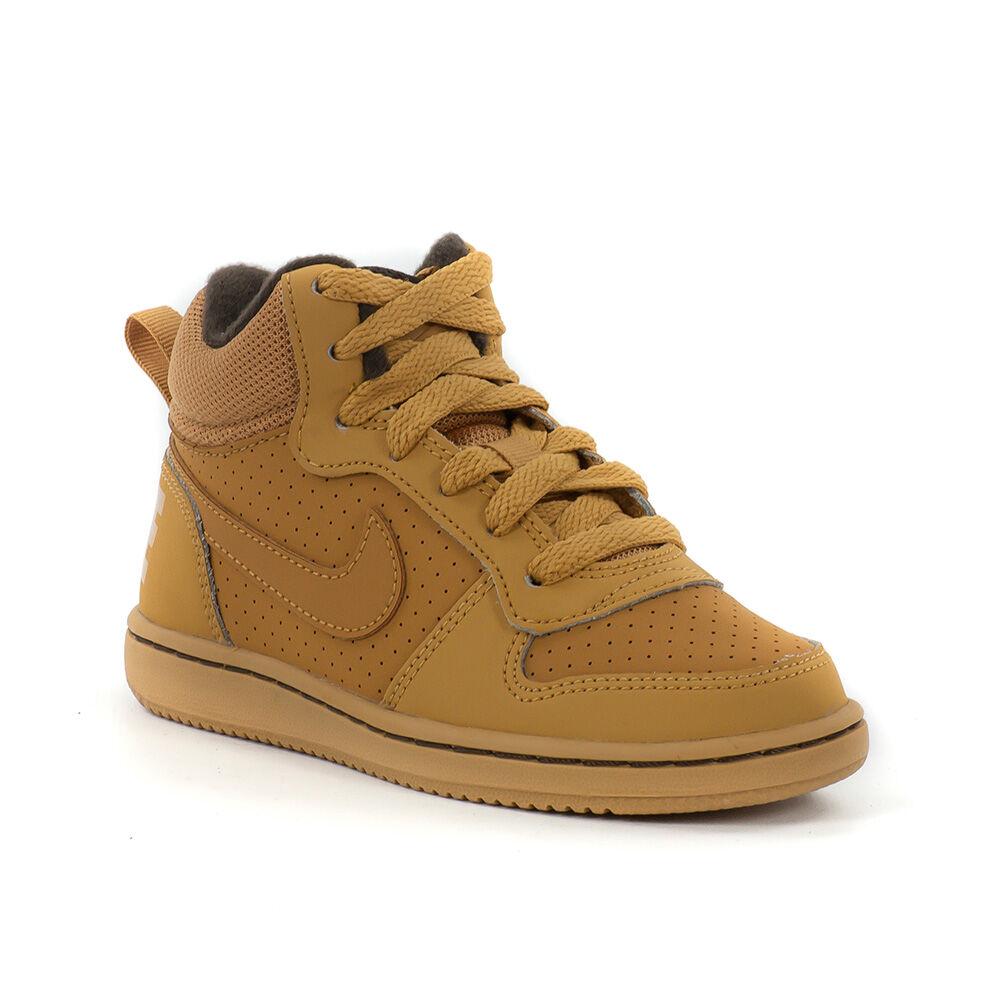 Nike Court Borough Mid Gyerek Száras Cipő-839978-700 - MadeInPapp a ... 80fee84384