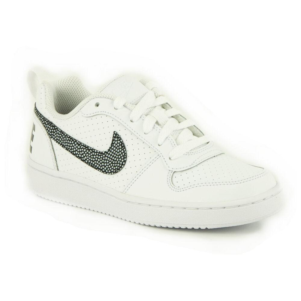 Nike Court Borough Low GS Junior Fiú Utcai Cipő-839985-103 ... 1b07d25a86