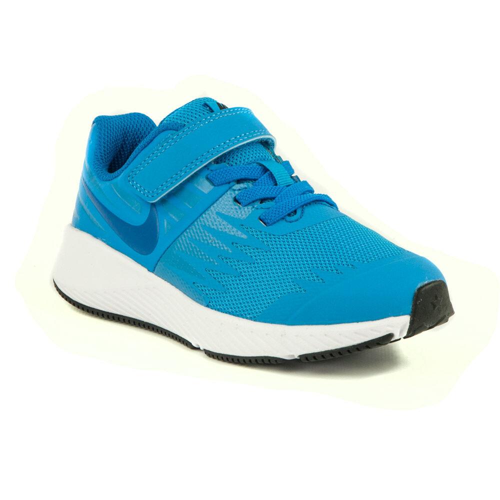 Nike Star Runner Psv Gyerek Fiú Sportcipő-921443-405-28 dbc916fe05