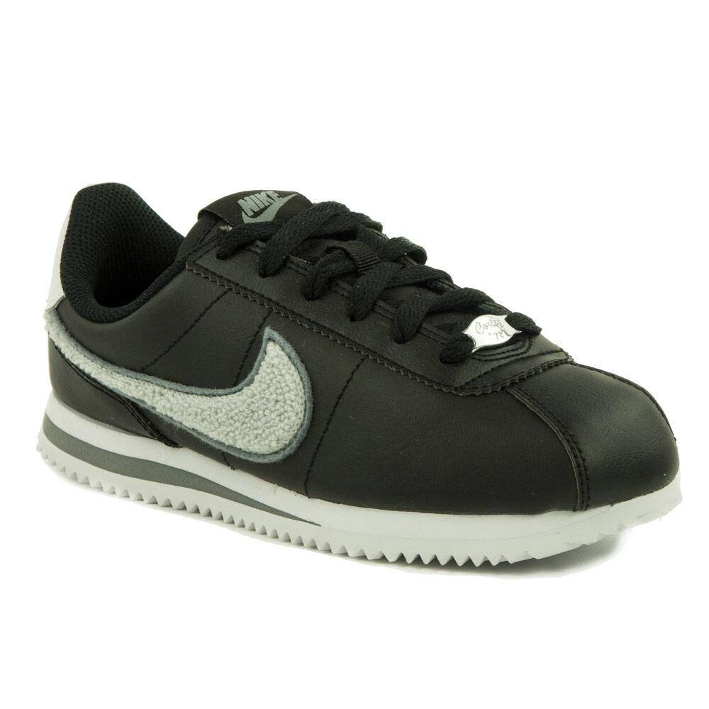 bc2e30c127 Nike Cortez Basic LTR Unisex Utcai Cipő-AA3496-002 - MadeInPapp a ...