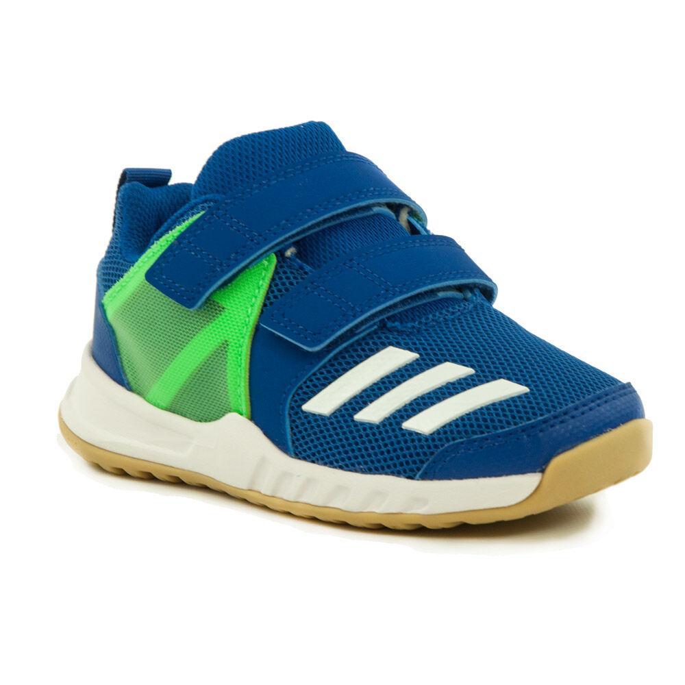new styles 1f4a7 20ee5 ... release date 218f6 12a08 Adidas FortaGym CF K Fiú Gyerek Teremcipő