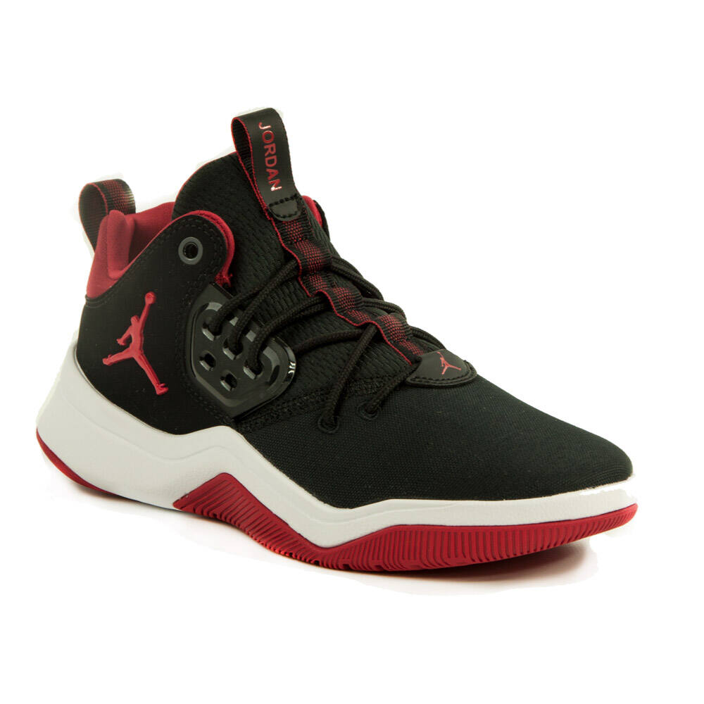 new product 21d09 a6ab8 Nike Jordan DNA GS Junior Fiú Száras Sportcipő