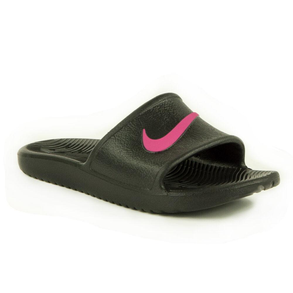 18e2ec1c03 Nike Kawa Shower GS Papucs-AQ0899-002 - MadeInPapp a CipőWebáruház