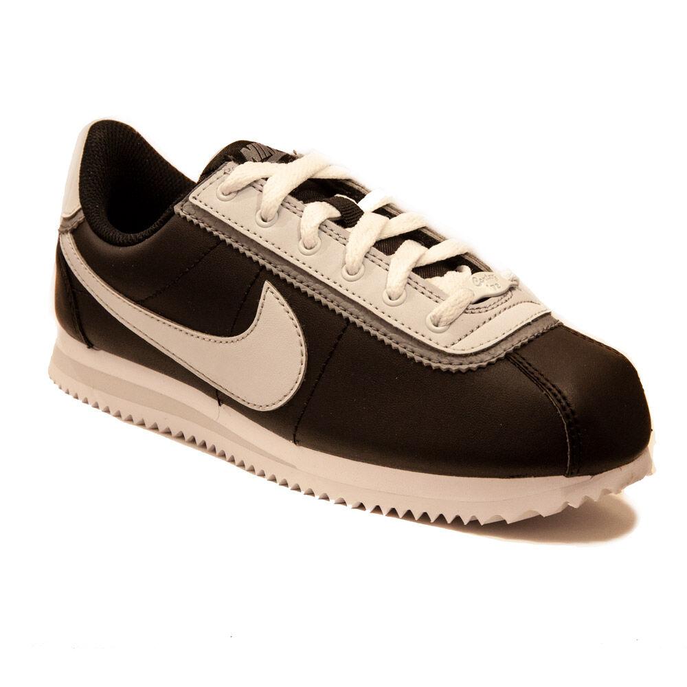 a99320f0c6 Nike Cortez Basic LTR GS Unisex Utcai Cipő-BV0017-001 - MadeInPapp a ...
