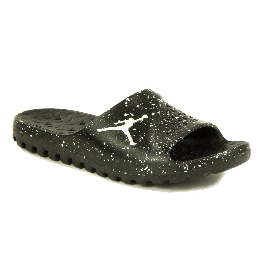 1a8b60170c1 Nike Jordan Super Fly Team Slide Papucs-716985-031 - MadeInPapp a ...