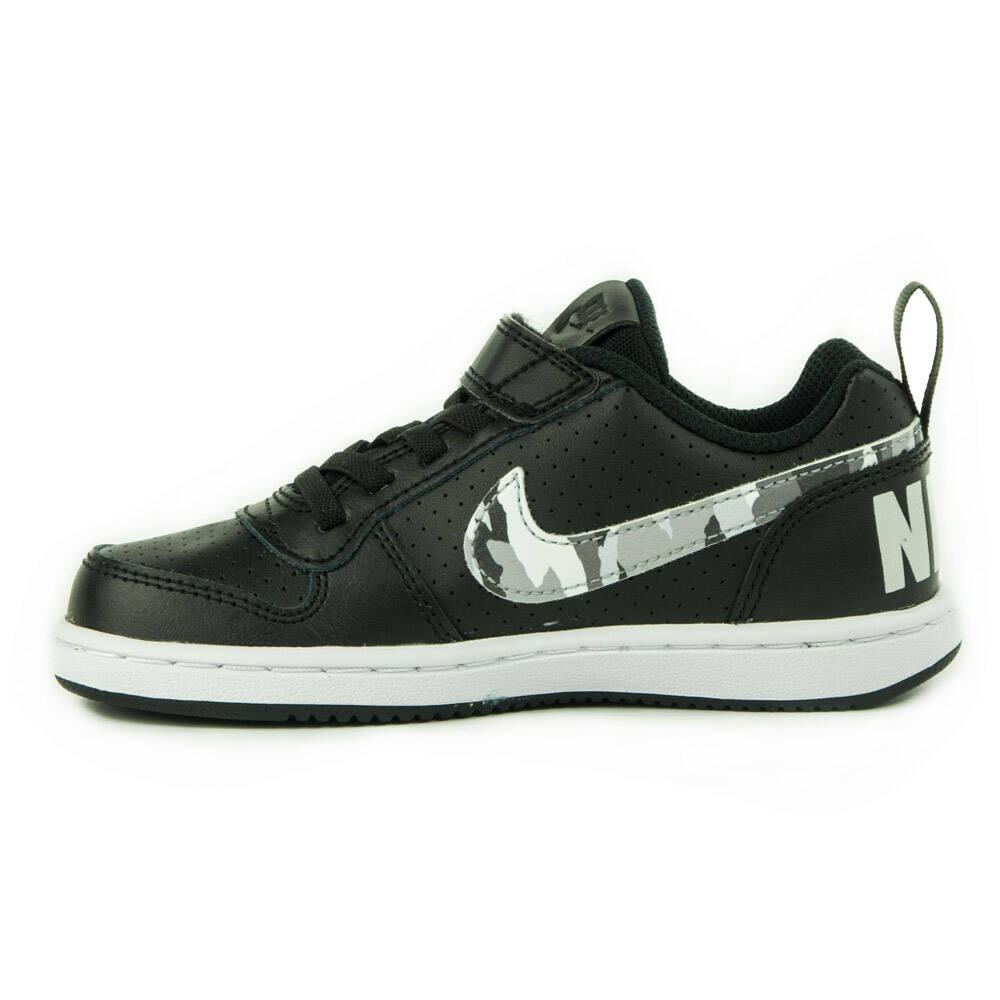 Nike Court Borough Low PSV Gyerek Sportcipő-870025-005 33-as ... b2542e6809