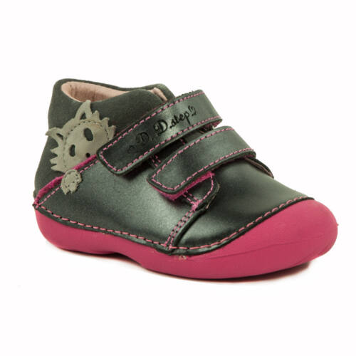 D.D. Step Baby Lány Száras Utcai Cipő