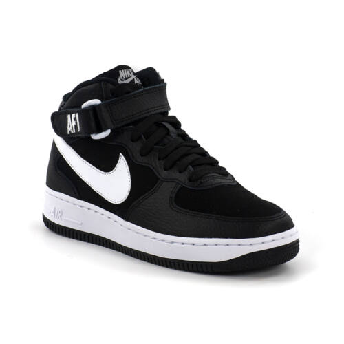 Nike Force 1 Mid Gs Junior Sportcipő