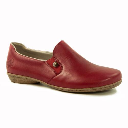 Rieker Női Utcai Cipő