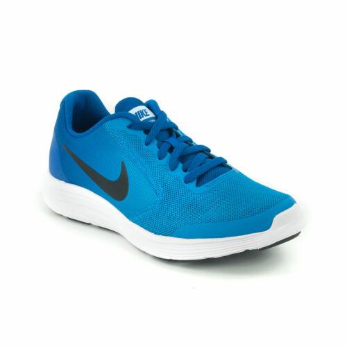 Nike Revolution 3 Gs Junior Fiú Futócipő