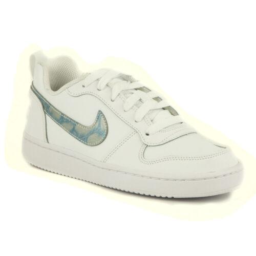 Nike Court Borough Low GS Utcai Cipő