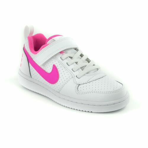 Nike Court Borough Low PSV Gyerek Lány  Sportcipő