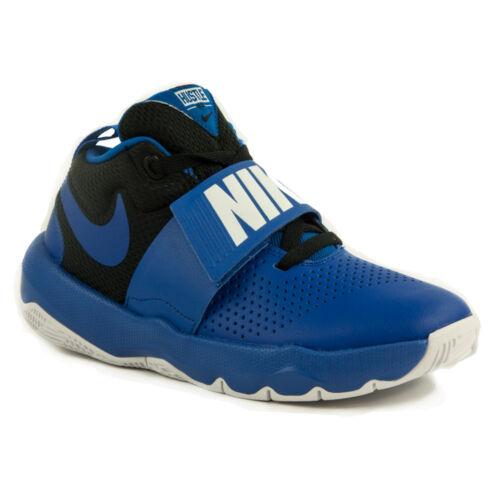 Nike Team Hustle D8 GS Fiú Sportcipő