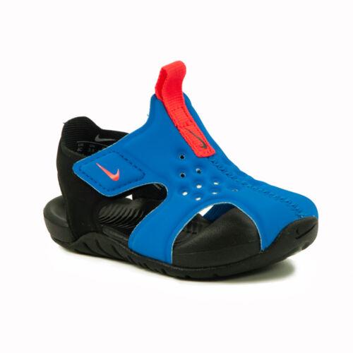 Nike Sunray Protect 2 TD Baby Fiú Szandál