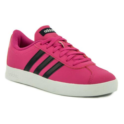 Adidas VL Court 2.0 K Lány Sportcipő
