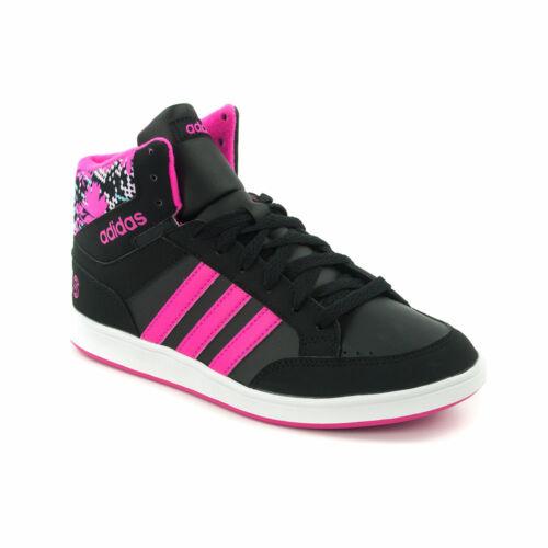 Adidas Neo Hoops Mid K Száras Cipő d09f29f985