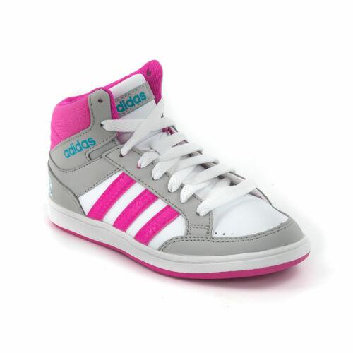 Adidas Neo Hoops Mid K  Száras Cipő
