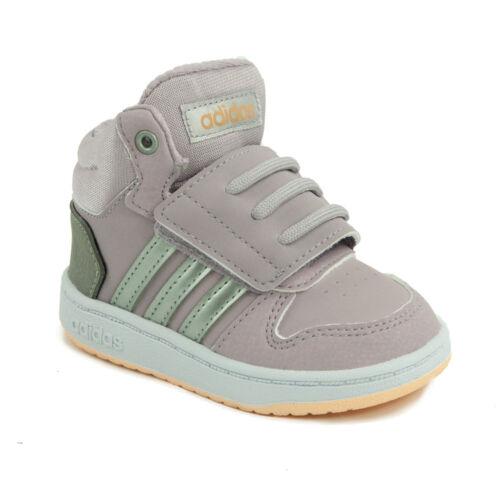 Adidas Hoops Mid 2.0 I Baby Lány Száras Cipő