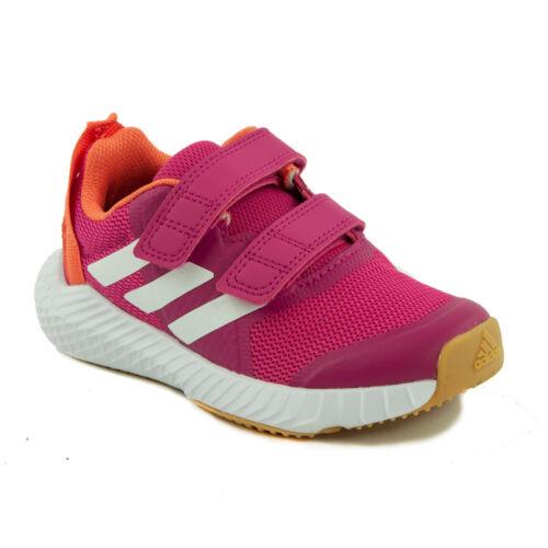 Adidas FortaGym CF K Lány Gyerek Teremcipő
