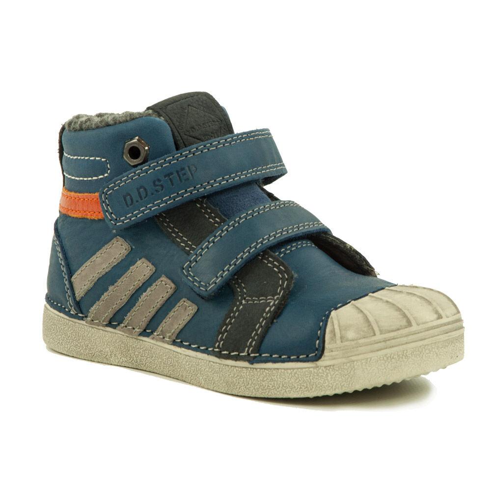 D D Step fiú száras cipő