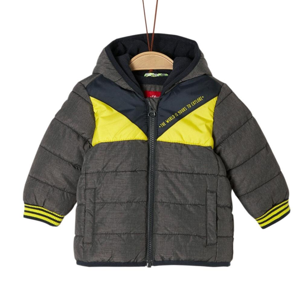 S.Oliver Baby Fiú Téli Kabát
