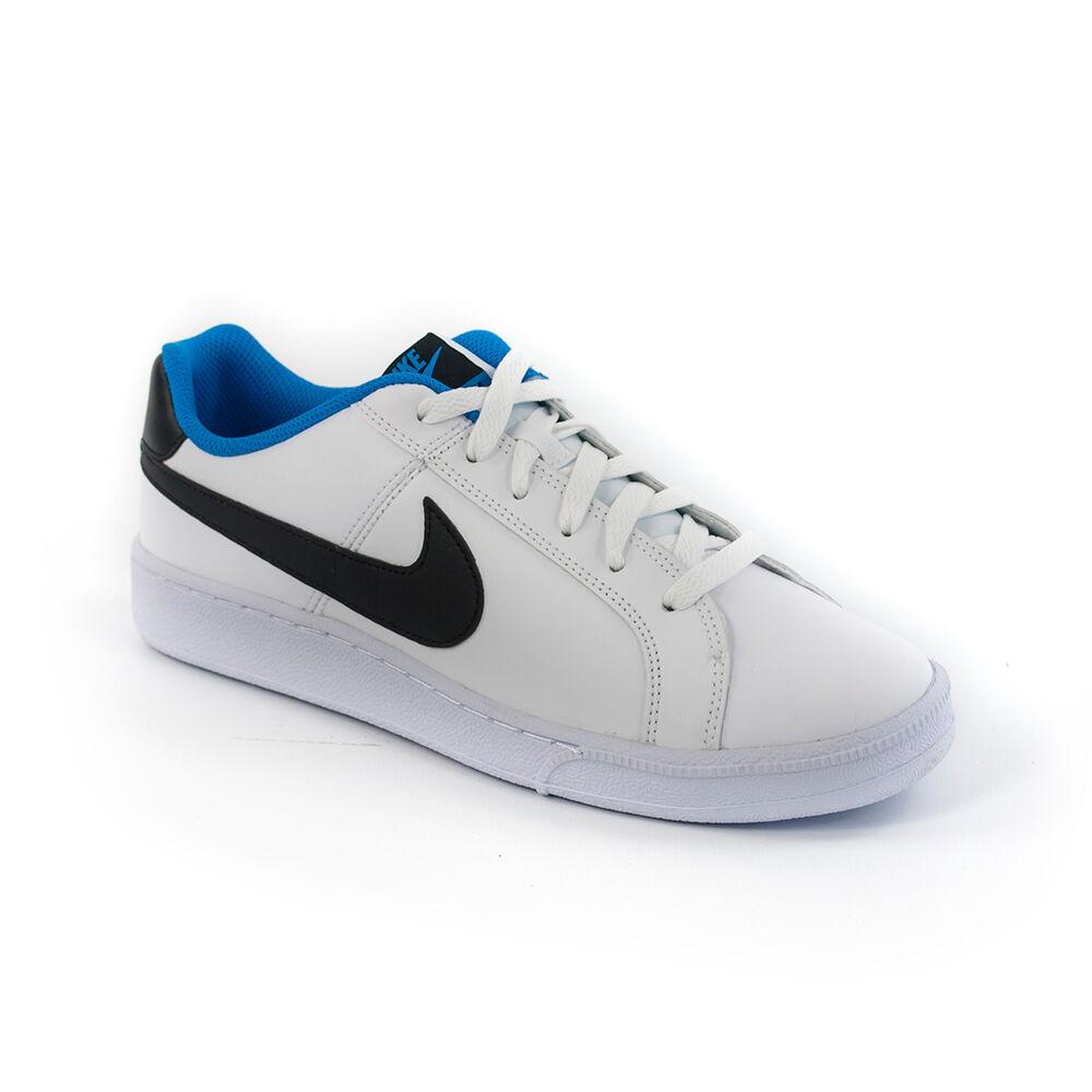 Nike Court Royale Suede Futócipő Fekete, Nike Férfi Futócipő