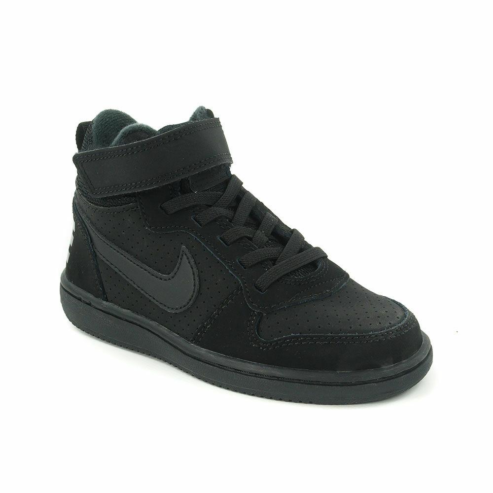 Nike Court Borough Mid Gyerek Száras Cipő