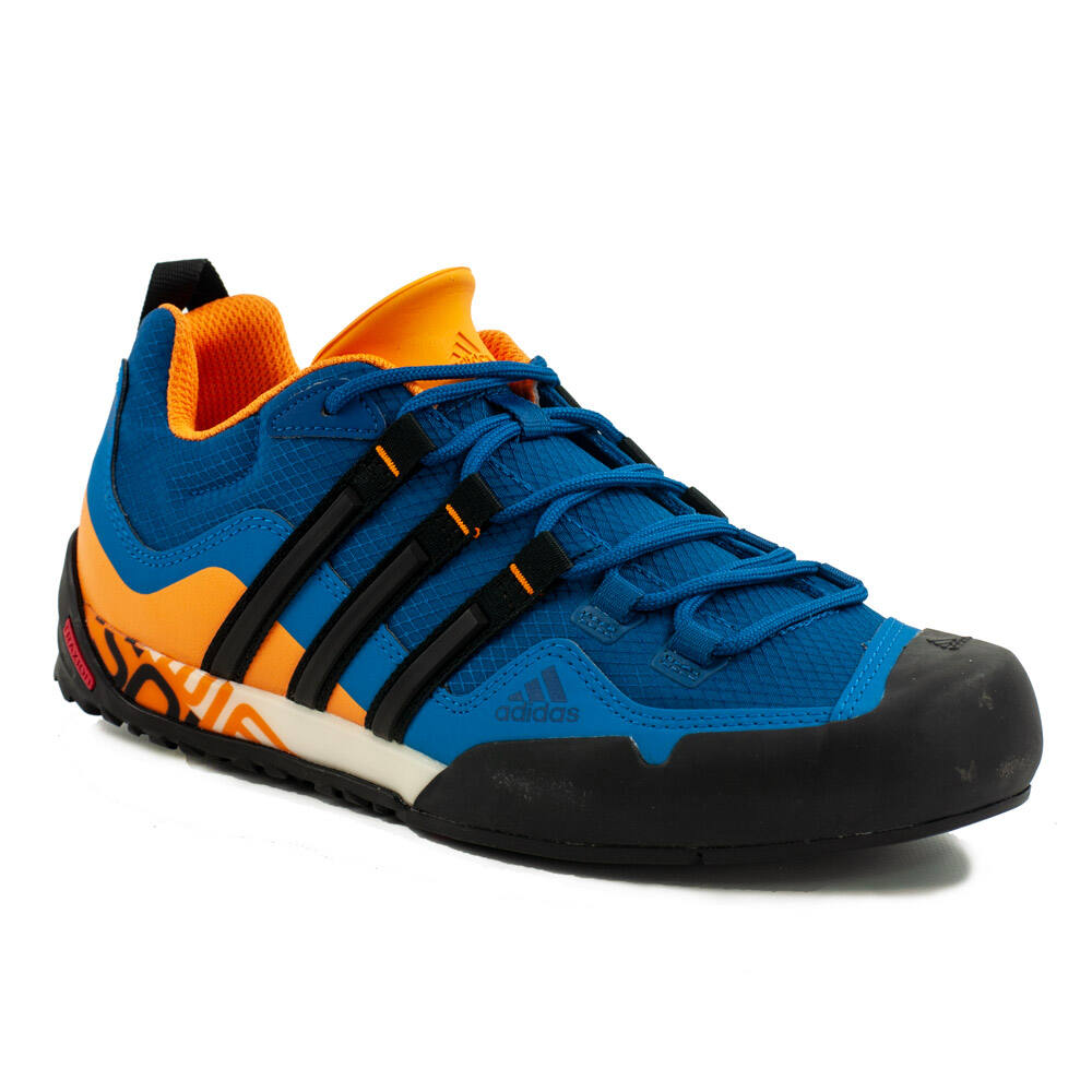 Női Adidas Terrex Solo Teremcipő Fekete Narancssárga