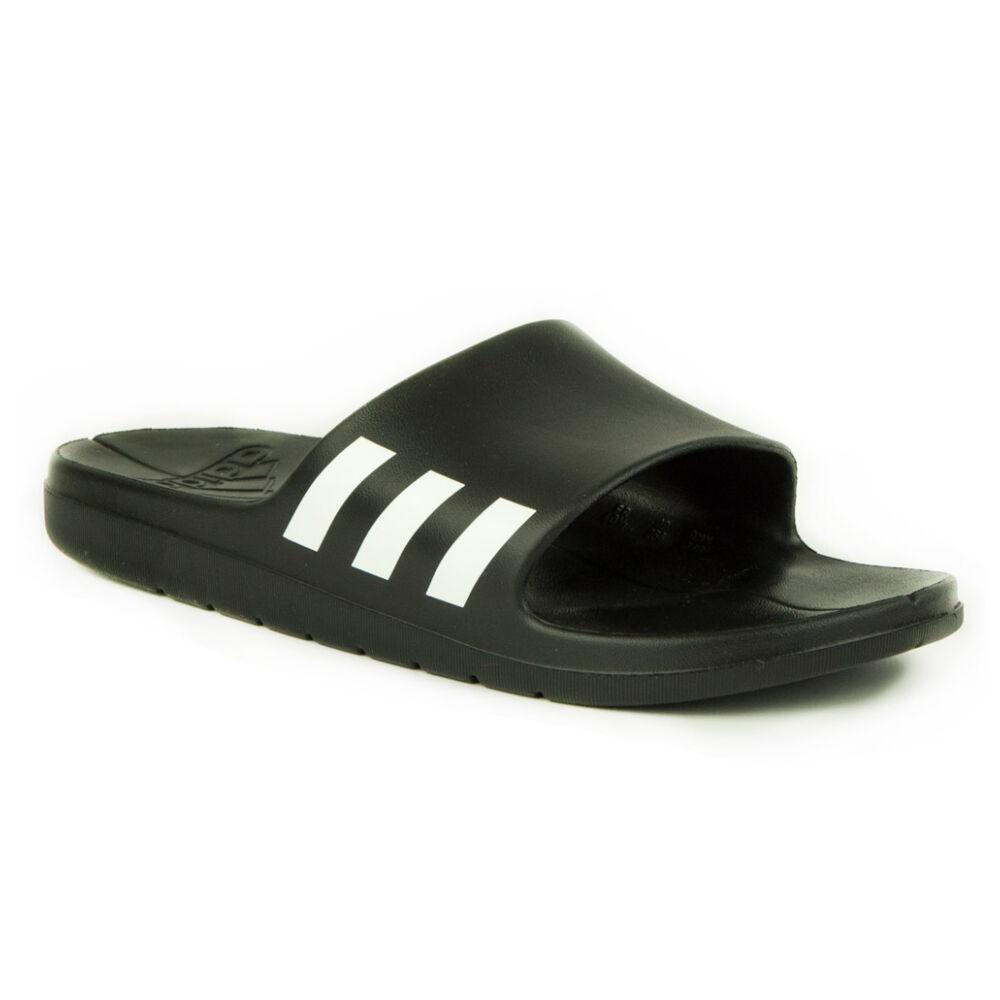 Fekete Olcsón Aqualette Árak Fehér Adidas Slides Női Papucs