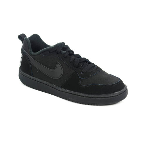 Nike Court Borough Low GS Junior Fiú Utcai Cipő