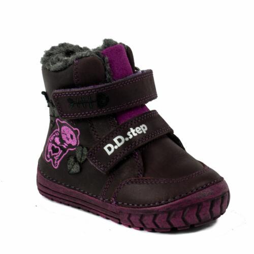 D.D.Step Baby Lány Bakancs
