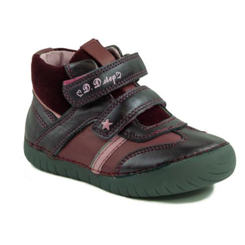 D.D. Step Gyerek VILÁGÍTÓ TALPÚ Lány Utcai Cipő