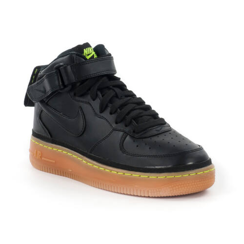 Nike Air Force1 Mid Junior Száras Cipő