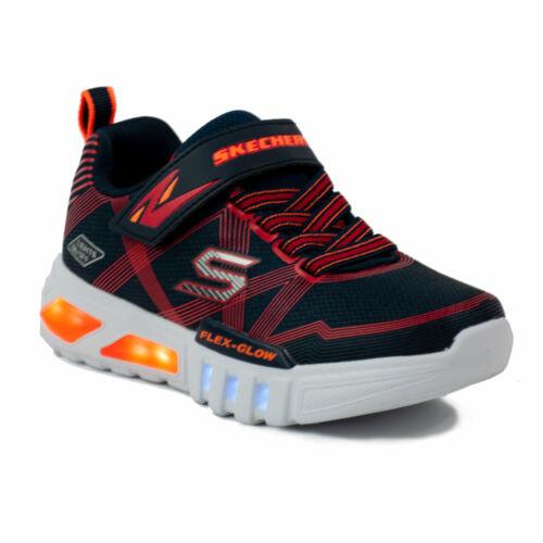 Skechers S-Lights Gyerek Világító Talpú Sportcipő