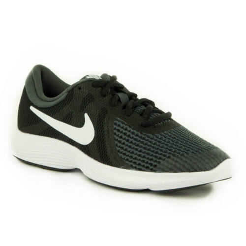 Nike Revolution 4 GS Junior Fiú Futócipő