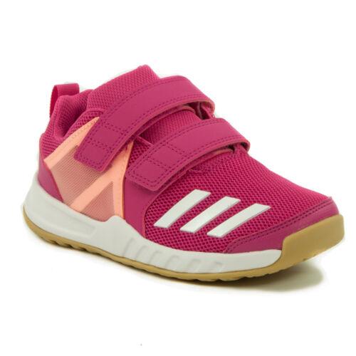 Adidas FortaGym K Gyerek Lány Teremcipő