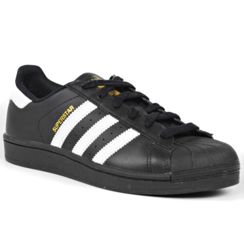 Adidas Superstar Foundation K Unisex Utcai Cipő