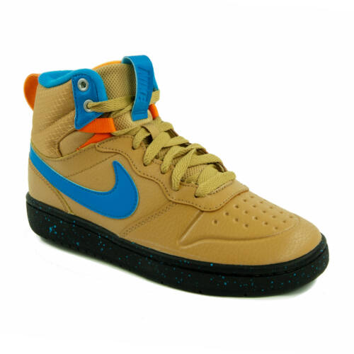 Nike Court Borough Mid 2 Boot GS Junior  Száras Cipő