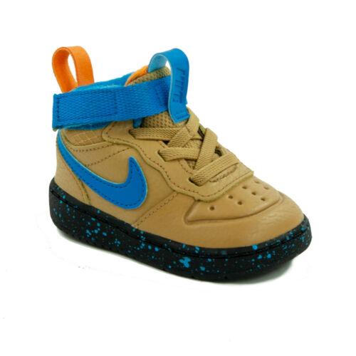 Nike Court Borough TDV Baby Fiú Száras Cipő