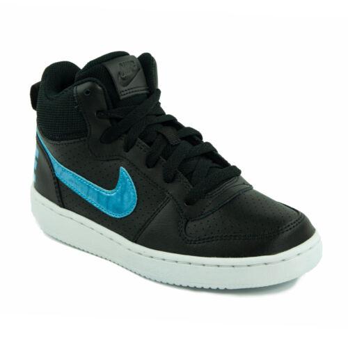 Nike Court Borough Mid EP GS Száras Lány Cipő