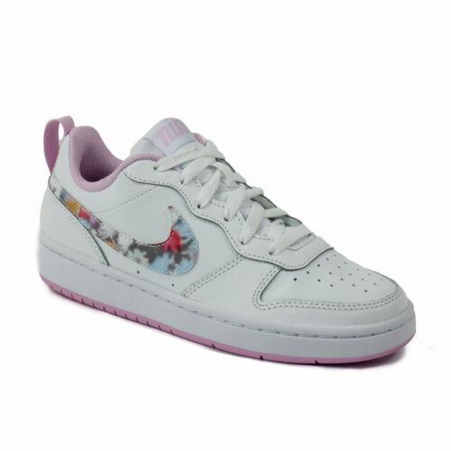 Nike Court Borough Low GS Lány Utcai Cipő