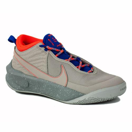 Nike Team Hustle D10 SE GS Unisex Sportcipő