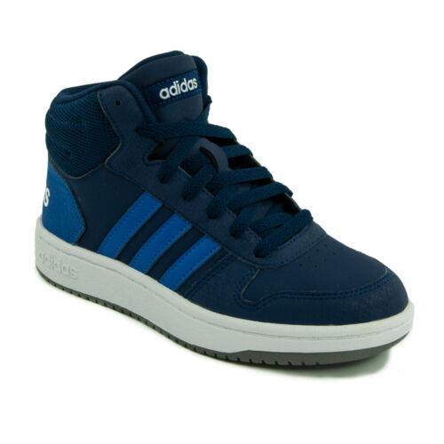Adidas Hoops Mid 2.0 K Junior Száras Cipő