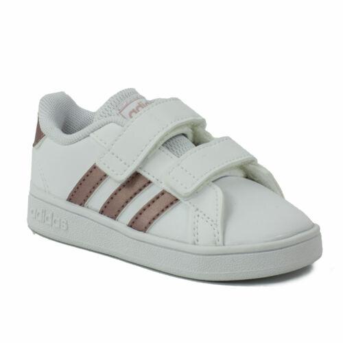 Adidas Grand Court C Baby Kislány Sportcipő
