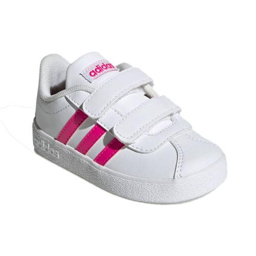 Adidas VL Court 2,0 CMFI Lány Utcai Cipő