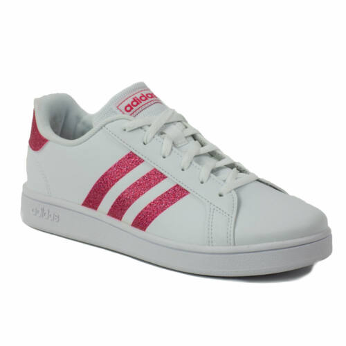 Adidas Grand Court K Lány Utcai Cipő